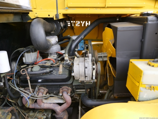 Hyster H155XL 14,000 lbs Propane Forklift