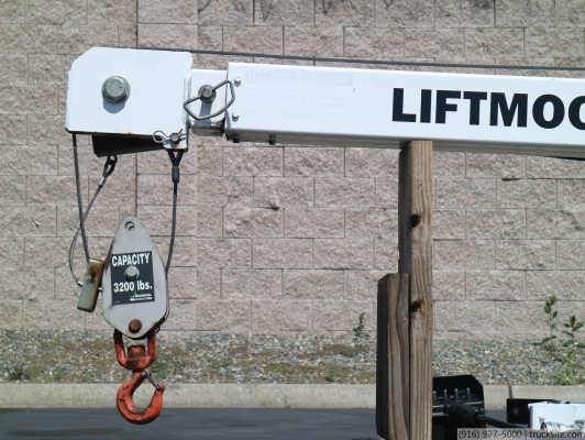 Liftmoore 3200REE Electric Service Crane