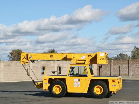 1997 Grove AP308 Carry Deck Crane