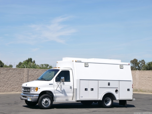 Used Ambulance for Sale | Truck Site