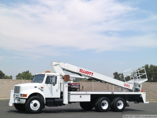 bucket trucks used bucket trucks boom trucks for sale truck site