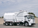 1999 Volvo WX64 Amrep 38 YD Front Load Garbage Truck