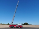 2000 E-One Cyclone HP 100' Quint 2000/500 Truck