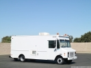 2001 GMC P40 16' Gas Step Van