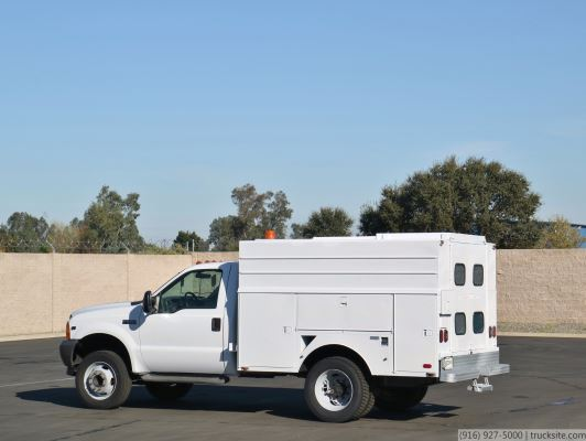 2001 Ford F450 SD Service Truck