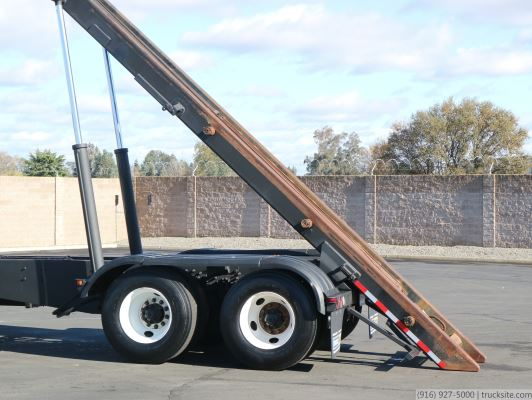 2002 International 7400 Smart Truck K9000 Roll Off Truck