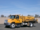 2003 International PB Loader B4 Asphalt Patcher Truck