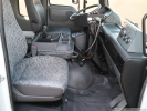 2003 Hino FE Heil Retriever Side Load Garbage Truck