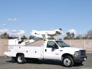 2004 Ford 4x4 Versalift VST236I Articulated Bucket Truck