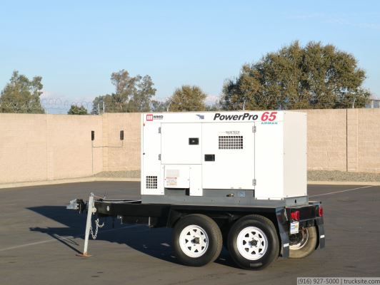 MMD Power Pro 65 Mobile Generator