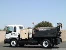 2005 GMC T7500 PB Loader B-3 Asphalt Patcher Truck