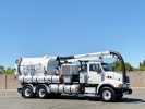 2006 Sterling L9500 Vactor 2112-J6 Hydro Excavation Truck