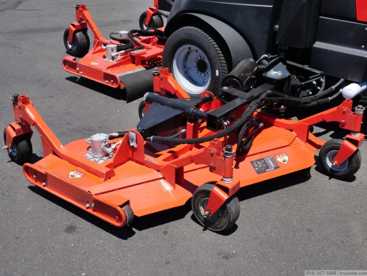 Jacobsen HR9016 4WD Turbo Rotary Ride-on Mower