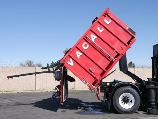 2008 ALF Vacall AN-SV100 Multi-Purpose Vacuum Street Sweeper