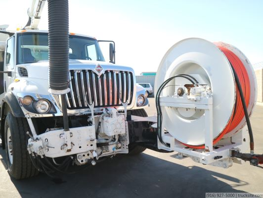 2008 International Vac-Con PD 12 Yard Combo Sewer Cleaner