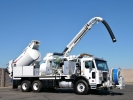 2009 Peterbilt 320 Vac-Con 9 Yard Hydro-Excavation Truck