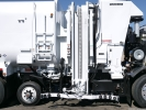 2009 Peterbilt Amrep LNG 36 Yard Auto Side Loader