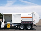 2009 CCC Labrie Expert 2000 Side Load Garbage Truck