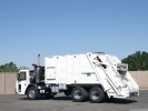 2010 CCC Low Entry Pak-Mor Garbage Rear Loader