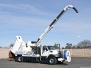 2012 International Vac-Con Single Axle Hydro Excavator Truck