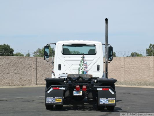 2012 International 4300 Single Axle Day Cab Tractor