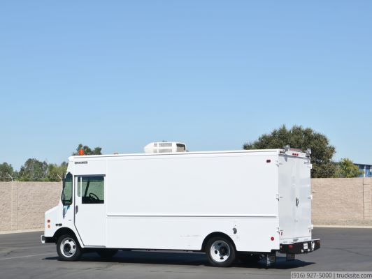 2001 GMC P40 Pearpoint Video Pipeline Inspection Van