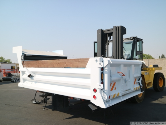 Duraclass SL316 6 Yard Dump Body
