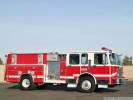 1997 Spartan Hi-Tech 1500/500/13/8 Fire Pumper