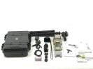 IKE 3 GE Mapsight 5 Handheld Utility Data Device w/All Accessories