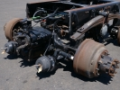 Volvo / Rockwell VBT4012R Tandem Rear Axle & Volvo Suspension