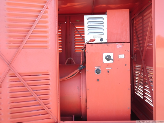 DMT Corporation 100kW Trailer Mounted Diesel Generator