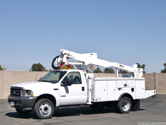 Used Bucket Trucks | Altec for Sale | Truck Site