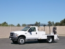 2004 Ford F450 XL SD Welders Utility Truck
