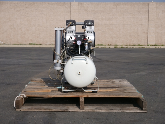 California Air Tools CAT-1740D 15 CFM Air Compressor