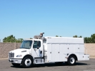 2005 Freightliner M2 Non CDL Enclosed Body Service Truck