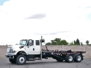 2011 International 7400 Amrep AMRO-H-22 Roll Off Truck