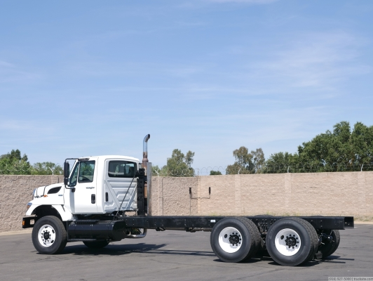 2008 International 7400 Heavy Duty Cab & Chassis