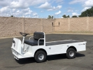 Taylor Dunn B2-48 Two Passenger Flatbed Electric Vehicle