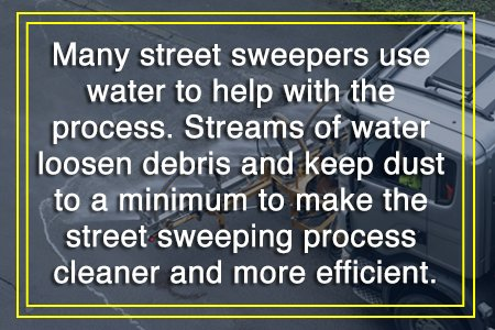 street sweeper uses