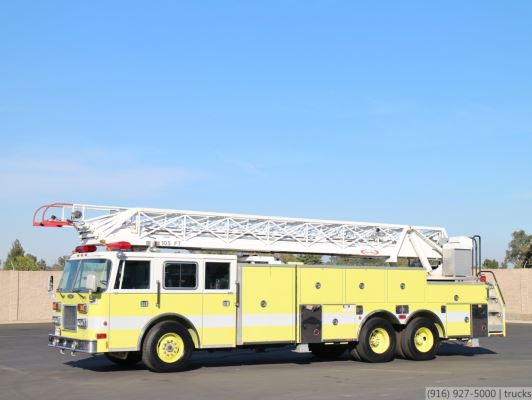 /ProxyImage?path=1992 Pierce Arrow 105' Smeal Ladder Truck for Sale | TruckSite.com