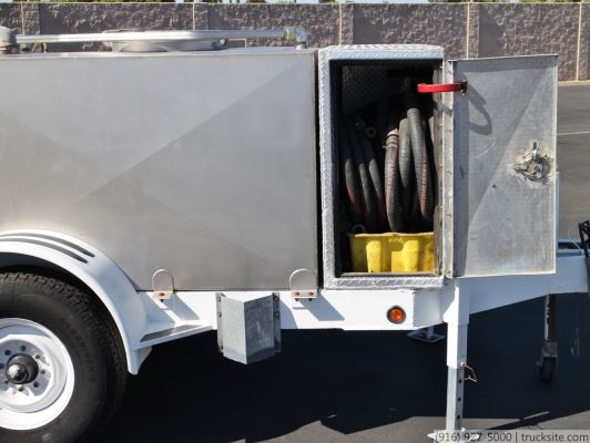 2005 Velcon Insulating Oil Filtration System on Superior Trailer