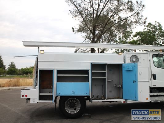 11' Enclosed Utility Body by Dakota Bodies, Inc