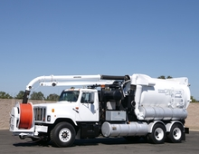 1995 International Vactor 2115 PD Combo Vac