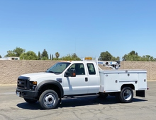 2008 Ford F450 XL SD Extended-Cab Service Truck