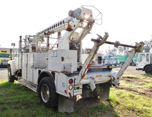 Telsta T40C Telescopic Cable Placing Bucket Body