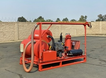 2005 Crafco Crack-Vac 150D w/ Compressor Skid Mount