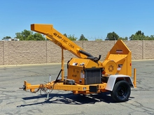 "2009 Altec WC126A 6"" Self-Feed Drum Chipper"