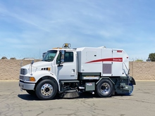 2007 Sterling Acterra Elgin Broom Bear Mechanical Street Sweeper